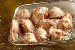 【冷凍/揚げ調理未】砂肝からあげ※お客様ご自身で揚げていただくタイプ(約300g/15~22個)